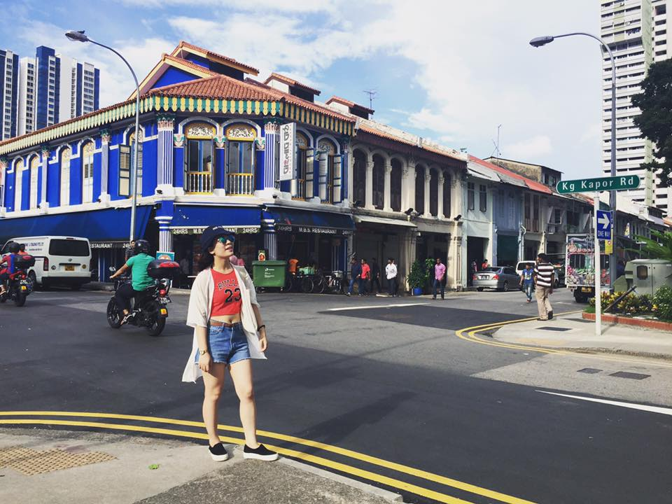 Kinh nghiệm du lịch Singapore ăn chơi ngủ nghỉ đi lại toàn tập