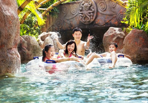 vé Adventure cove waterpark