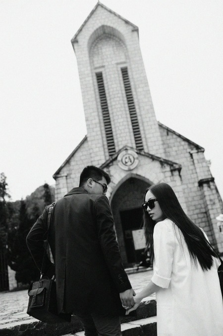 Nhà thờ đá Sapa - Địa điểm du lịch Sapa cho cặp đôi