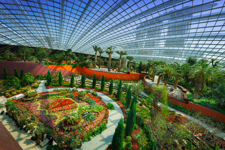 Ve Gardens by the Bay Singapore