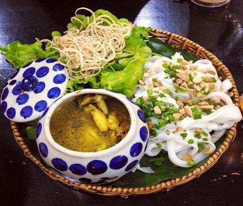 Mì Quảng - kinh nghiệm du lịch Đà Nẵng