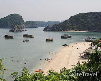 Tour Vịnh Lan Hạ Đảo Khỉ