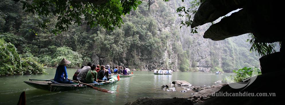 Tour Bai Dinh Trang An 1 ngay