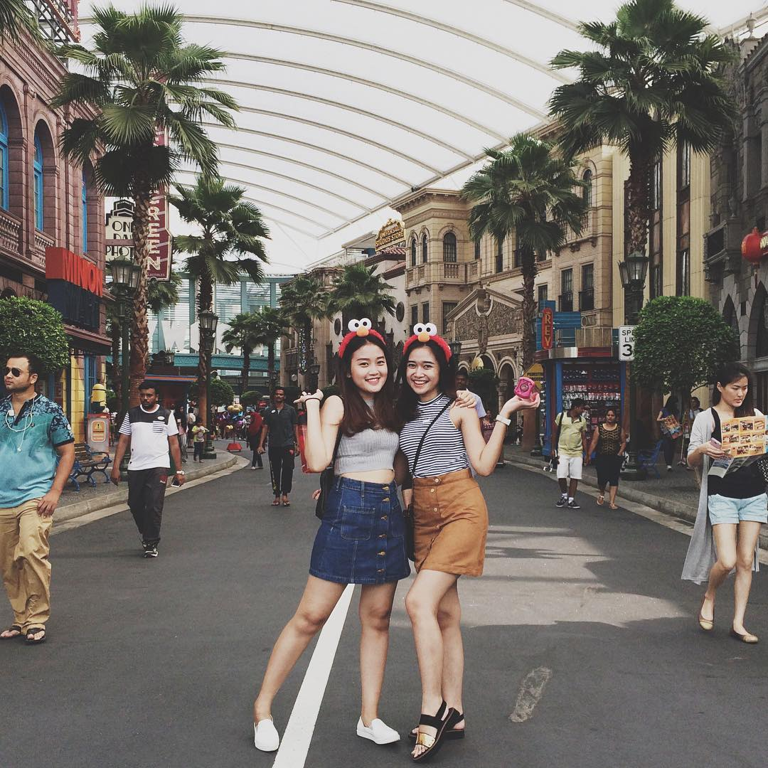 USS Universal Studios Singapore ( kinh nghiệm du lịch singapore )