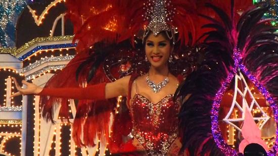 Alcazar show một trong những chương trình giải trí nổi tiếng ở Pattaya
