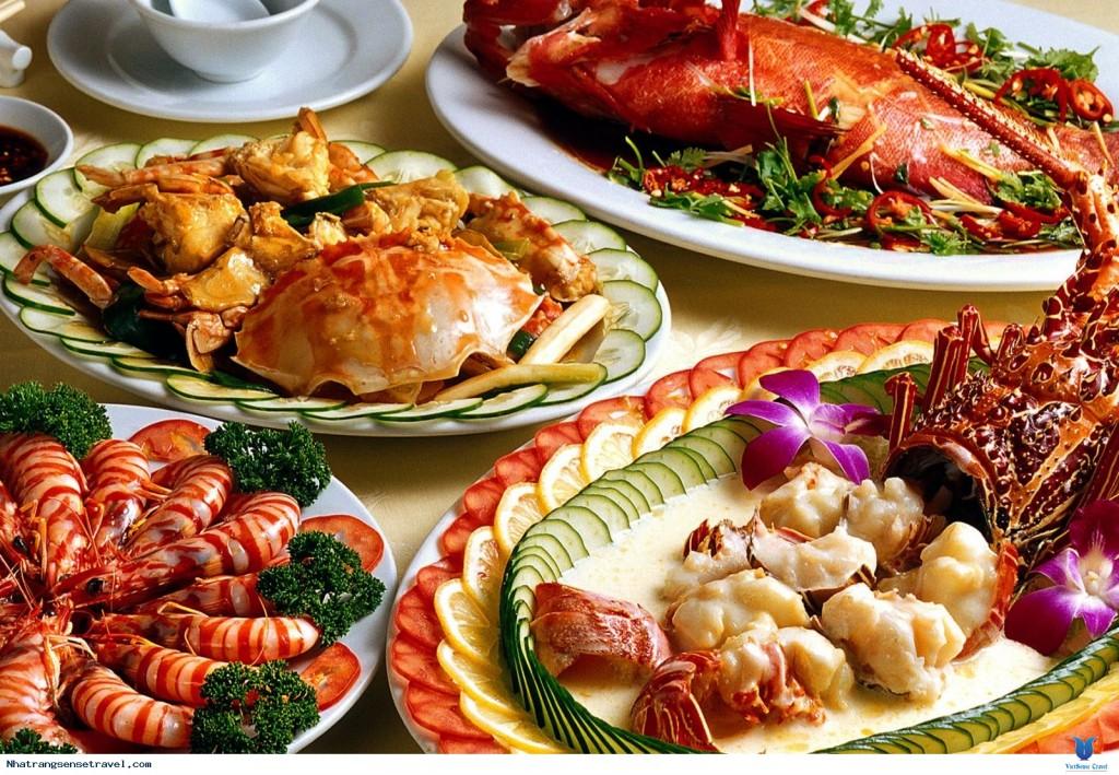 ẩm thực ở Nha Trang