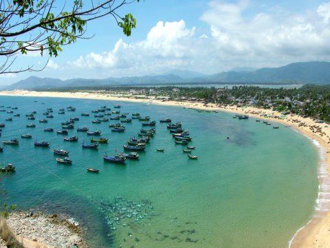 bãi bầu Biển Phú Yên