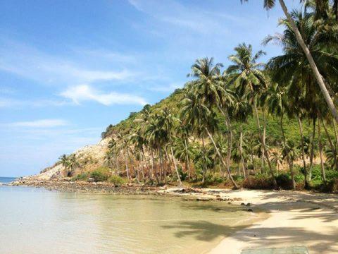 bai men Khám phá đảo Nam Du
