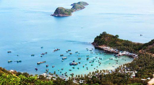 bai ngu Khám phá đảo Nam Du