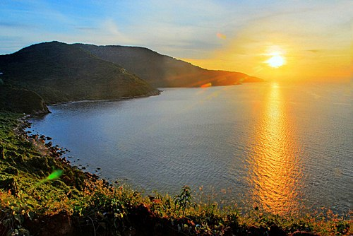 hoàng hôn bán đảo Sơn Trà - kinh nghiệm du lịch Đà Nẵng