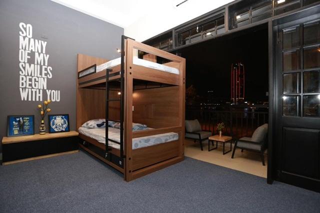 Barney's Danang Backpackers Hostel hứa hẹn sẽ là địa chỉ lưu trú phù hợp du lịch bụi rẻ