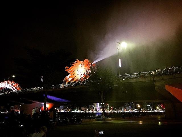 buổi tối ở Đà Nẵng