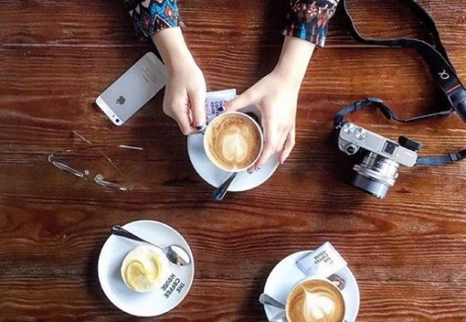 quán cà phê đẹp ở Sapa