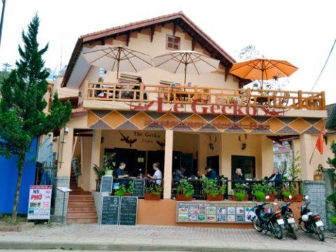 Quán cafe Le Gecko