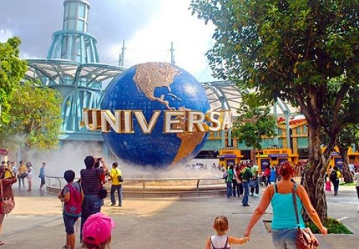 Các loại vé khác nhau và làm thế nào để mua được vé Universal Studios Singapore