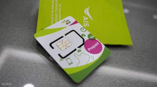Cách mua sim card 3G và đổi tiền khi đi du lịch bangkok Thái Lan