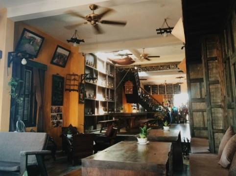 chef cafe Quán cafe ở Hội An