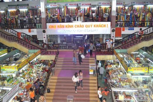 cho han Các địa điểm du lich miễn phí ở Đà Nẵng