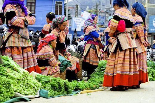 Phiên chợ vùng cao Đồng Văn Hà Giang