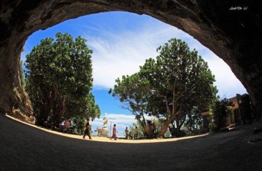 chua hang Khám phá đảo Lý Sơn
