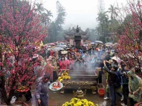 chùa hương du lịch Hà Nội