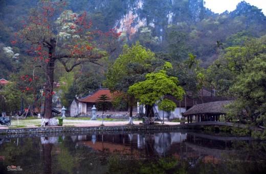 chùa thầy du lịch Hà Nội