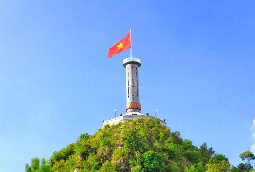 Cột cờ Lũng Cú Hà Giang