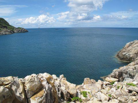 đầm vịnh tre kinh nghiệm du lịch côn đảo