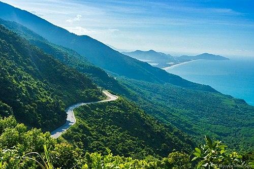 Đèo hải Vân - kinh nghiệm du lịch Đà Nẵng