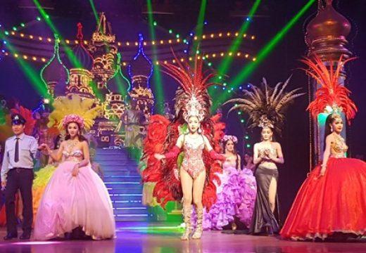 Địa điểm, giờ hoạt động, giá vé xem show Alcazar Cabaret ở Pattaya
