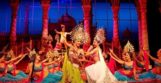 Tiffany show ở pattaya show diễn đặc sắc đáng xem nhất thế giới