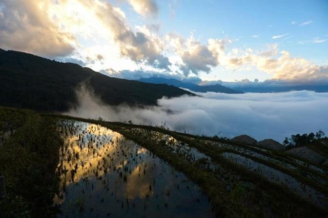 Du lịch Sapa Y Tý tháng 10 săn mây trôi bồng bềnh | Du lịch Cánh Diều