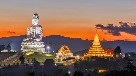 Du Lịch Thái Lan - Về Chiang Mai & Chiang Rai