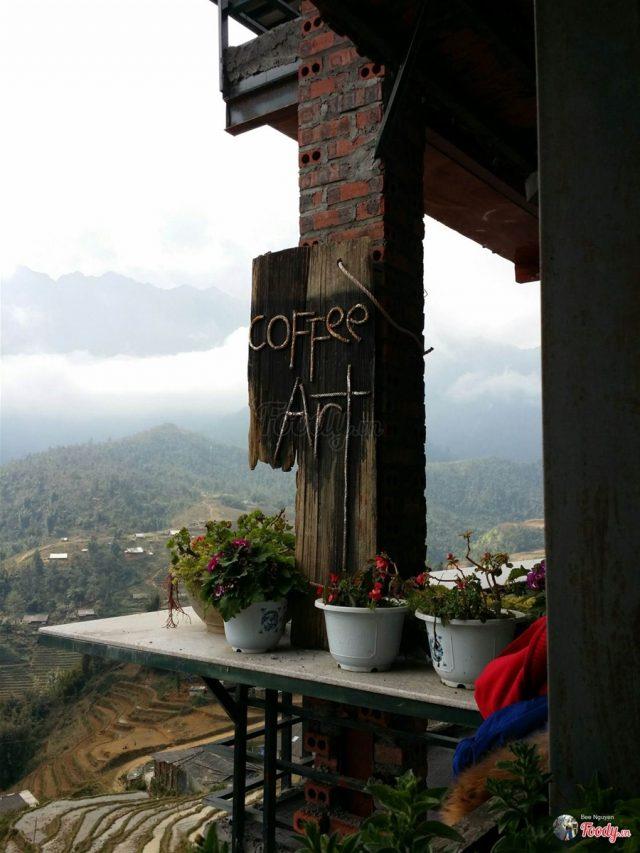 Quán cafe Ngọc Vinh