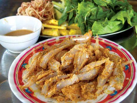 Gỏi Cá Nam Ô - kinh nghiệm du lịch Đà Nẵng