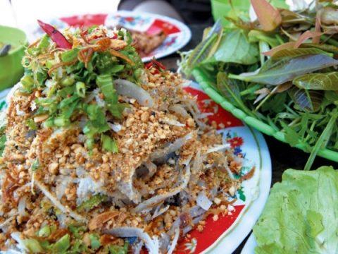 goi ca sMón ngon du lịch Sầm Sơn