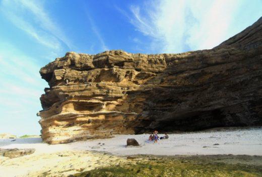 hang cau Du lịch đảo Lý Sơn