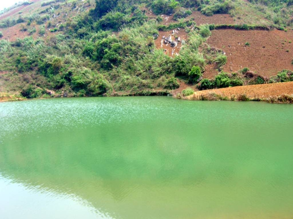 Hồ Tiền Phong Sơn La