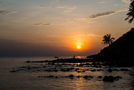 hoang hon Du lịch đảo Nam Du