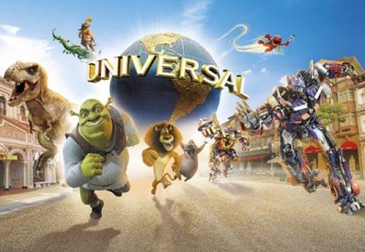 Hướng dẫn cách đi Universal Studio Singapore
