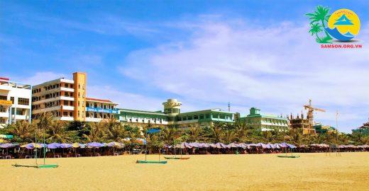 khach san Du lịch Sầm Sơn
