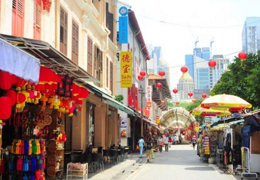 Khám phá Singapore đất nước đa sắc tộc, đa văn hóa