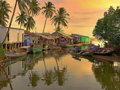 làng chài cổ hàm ninh du lịch phú quốc