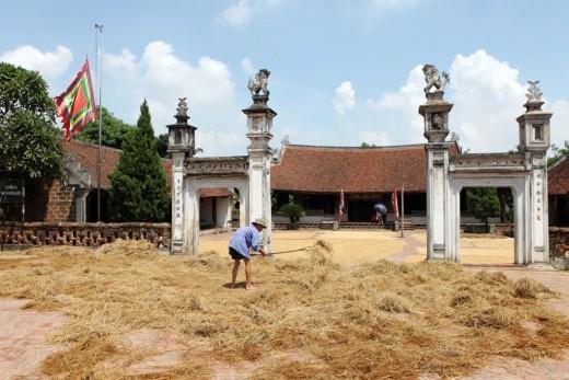 làng cổ đường lâm du lịch Hà Nội
