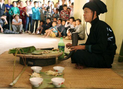 Lễ hội mừng cơm mới ở Sơn La