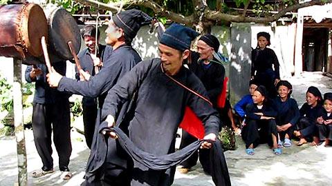 Lễ hội Khu Cù Tê ở Hoàng Su Phì Hà Giang