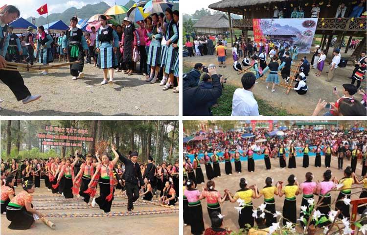 Lễ hội ở mộc châu - kinh nghiệm du lịch mộc châu