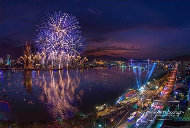 điểm bán vé lễ hội pháo hoa Đà Nẵng 2017