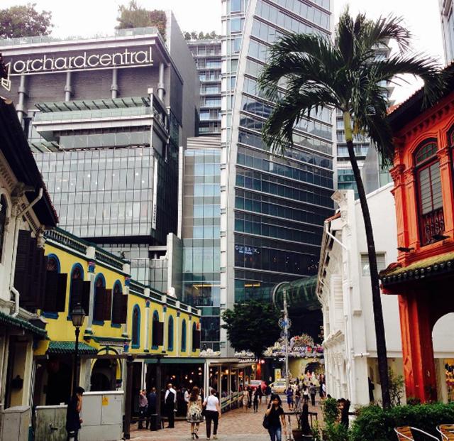 Lịch trình 3 ngày 2 đêm du lịch singapore