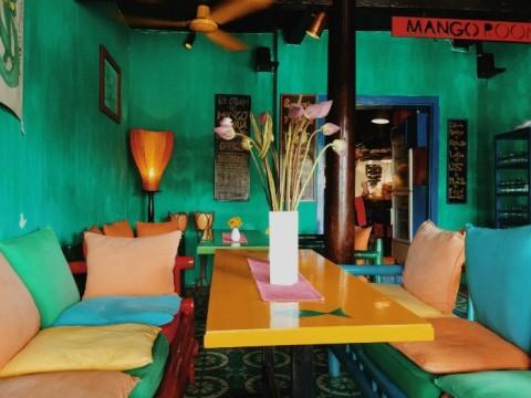 mango cafe Quán cafe ở Hội An